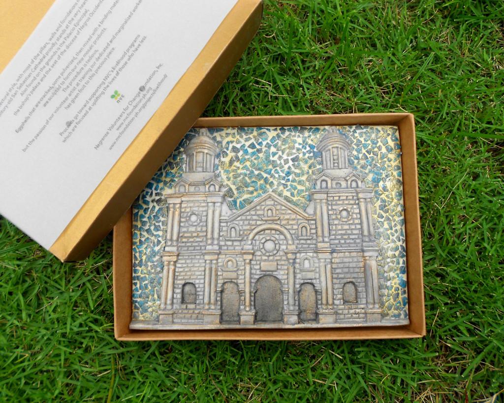 San Sebastian Cathedral Sculpture Negrense Product