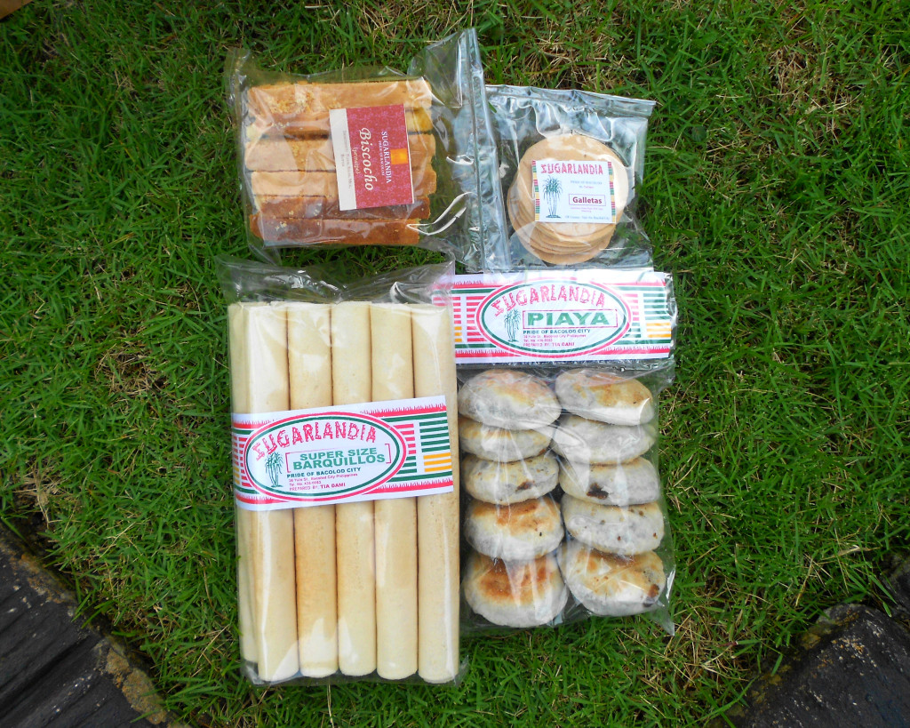 Sugarlandia Products at the Negros Trade Fair