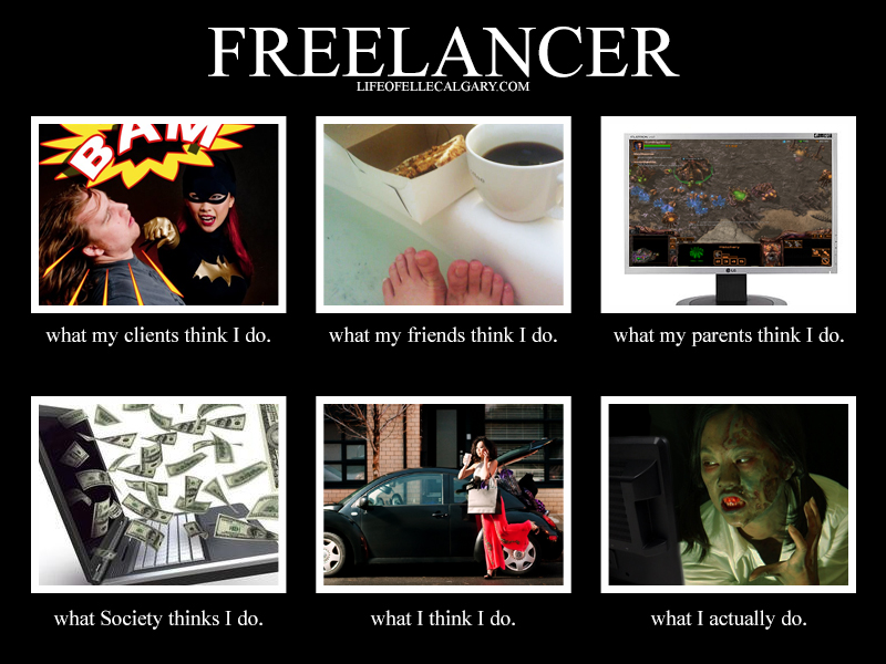 About a Freelancer