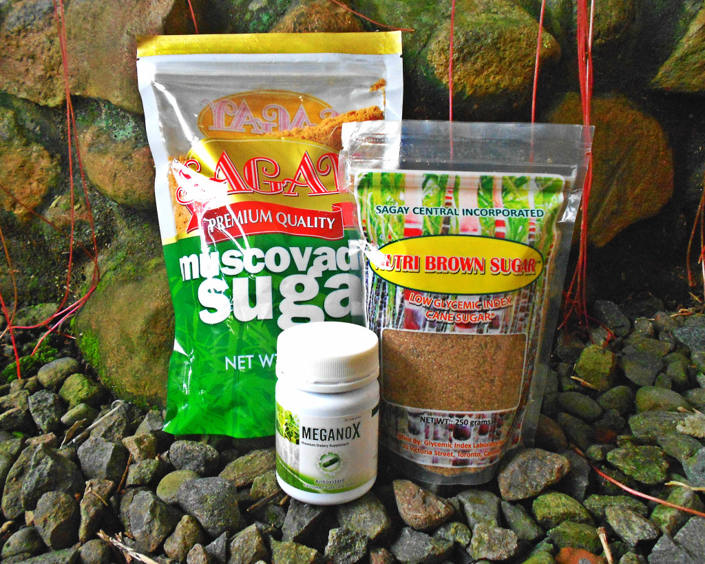 Meganox Antioxidant and Sagay Sugar Products