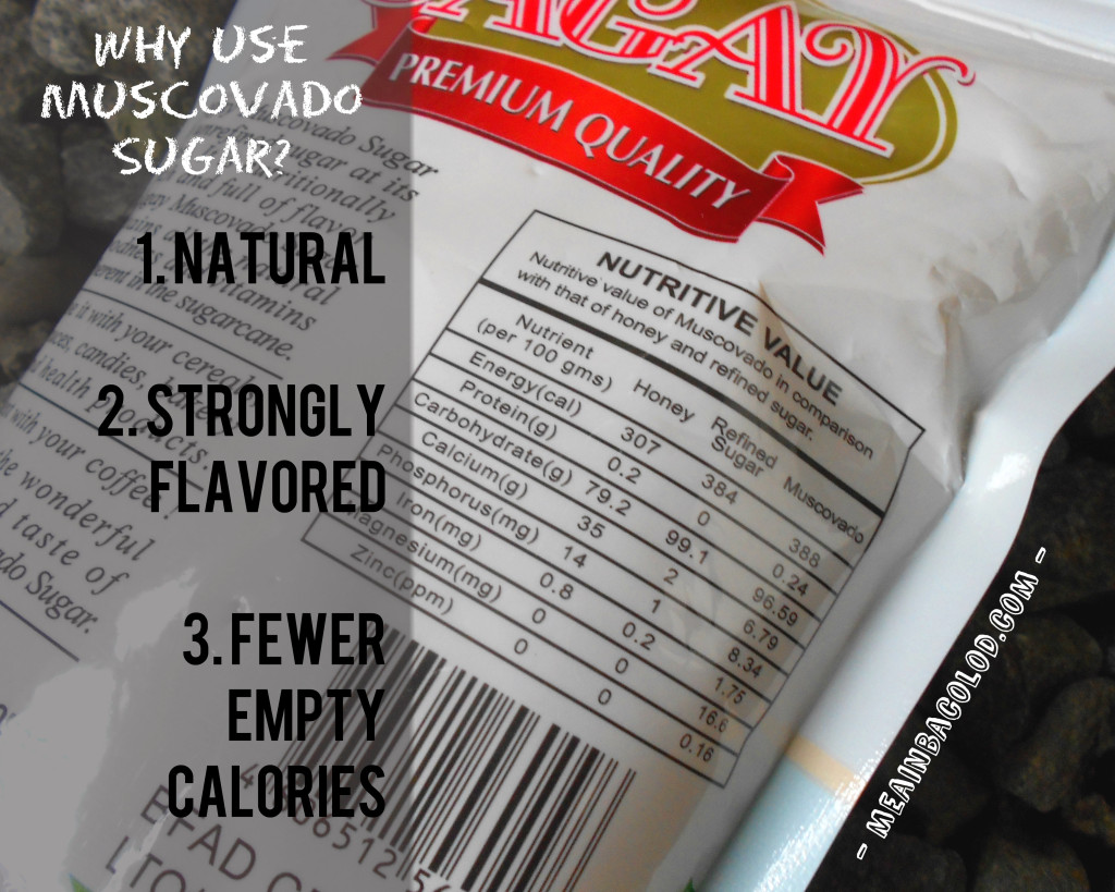 Muscovado Sugar for Your Health