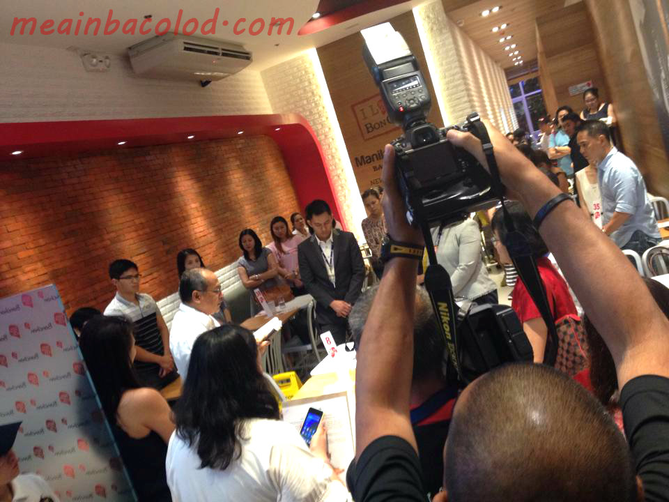 BonChon Bacolod Inauguration Event - the Inside