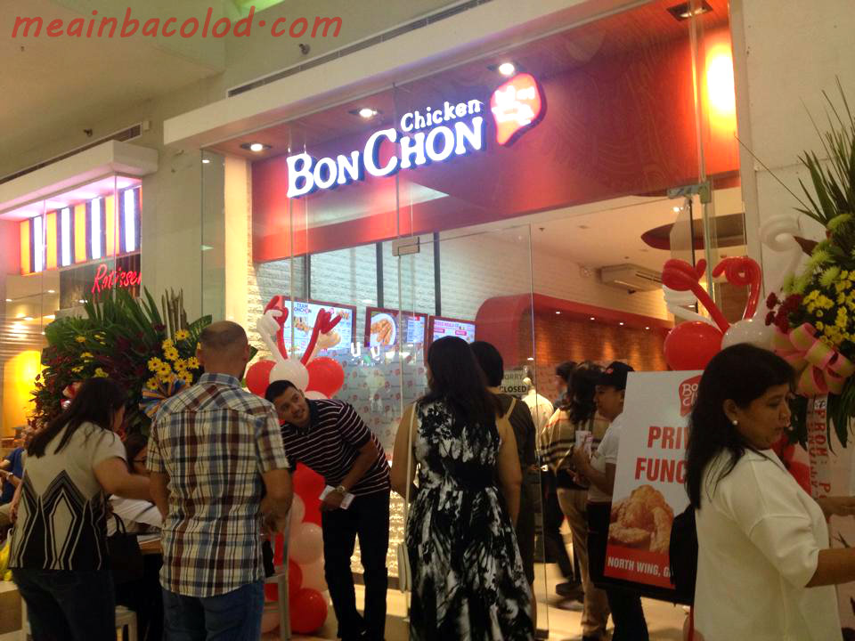 BonChon Bacolod Inauguration Event