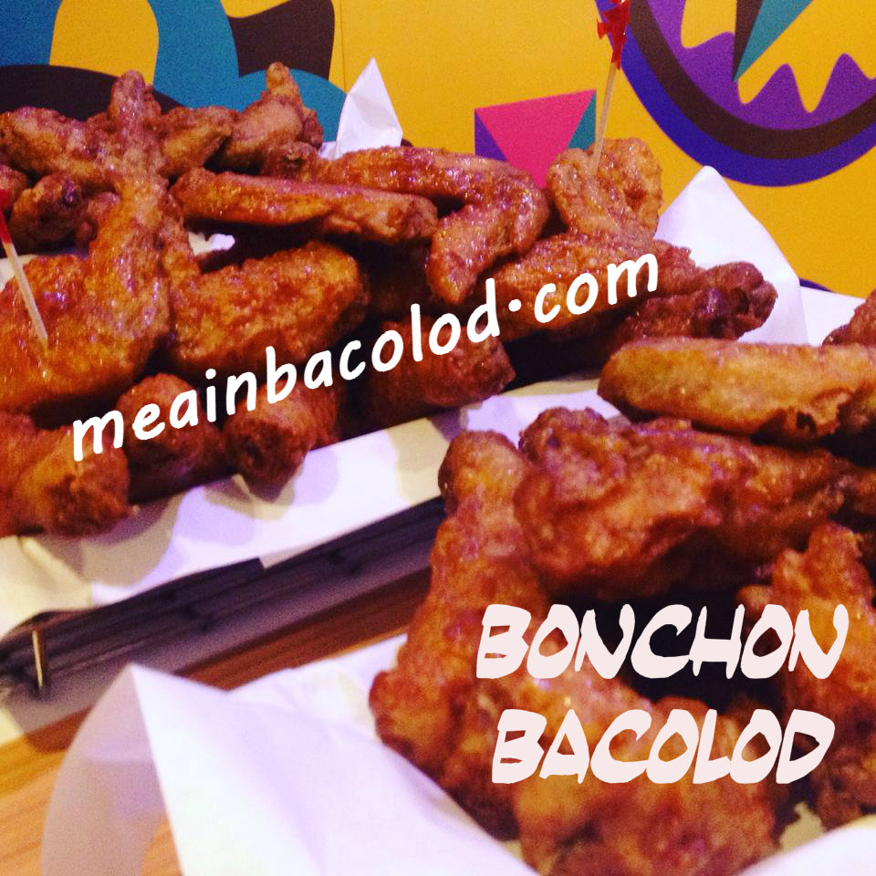 Mea Approved BonChon Chicken Bacolod