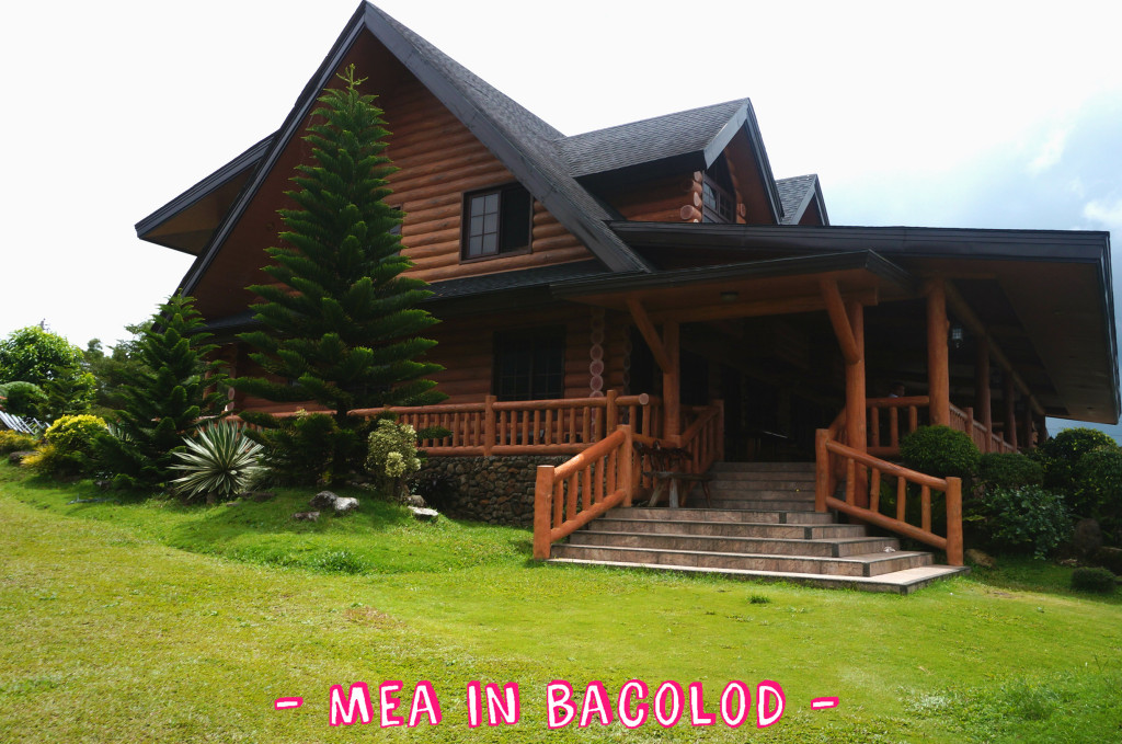 10 - The Log Cabin - Campuestohan Highland Resort