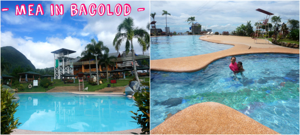 21 - Two Resort Pools - Campuestohan Highland Resort