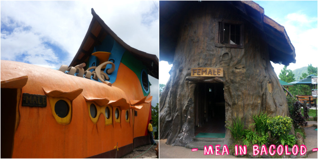 23 - Common Restrooms Near the Pools - Campuestohan Highland Resort