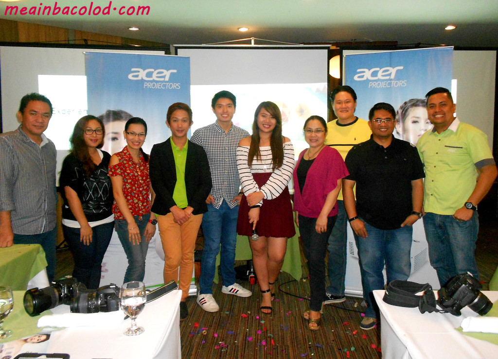 Acer event