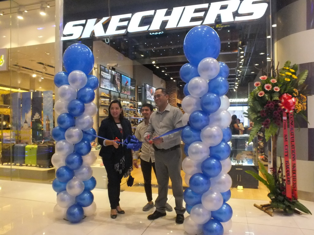 Skechers Bacolod Now Open