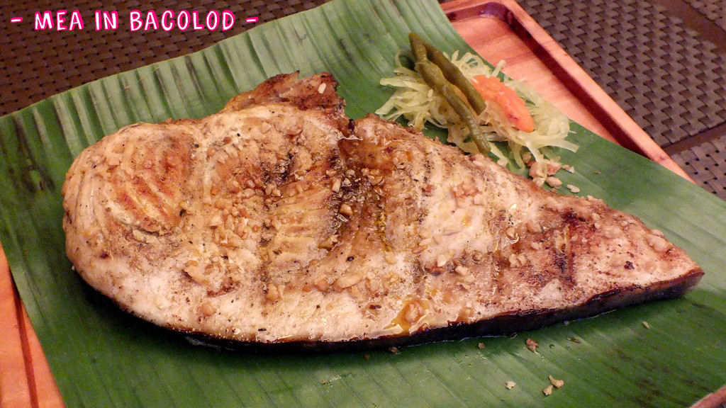 18th Street Pala-Pala Bacolod - Grilled Blue Marlin - 2