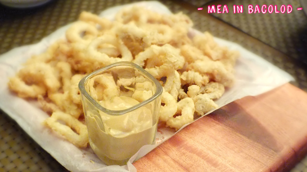 18th Street Pala-Pala Bacolod - Squid Rings with Special Sauce - 7