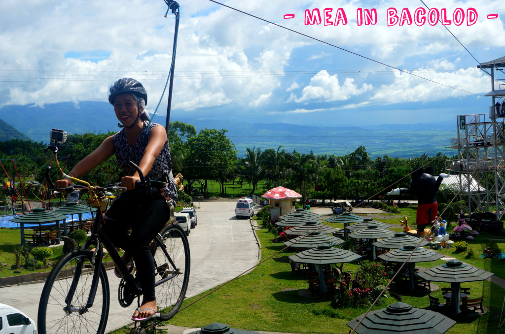 Campuestohan Highlands Resort Sky Bike 2