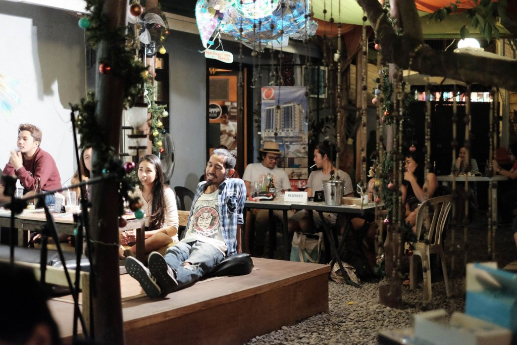 The event was held at Tippy's Bistro (Photo by Bencent G.)