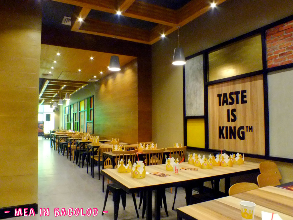 Burger King Bacolod - 1