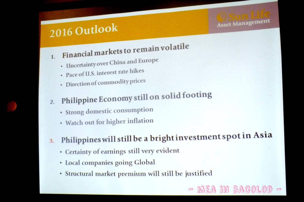 2016 Outlook of the Philippine Economy Accdg to Sun Life