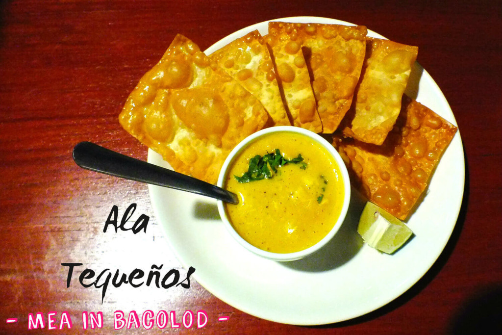 Ala Tequenos from Chifa Bacolod