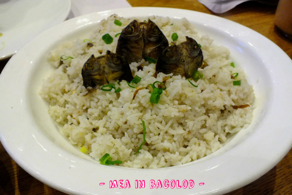 The Kuya J Danggit Rice