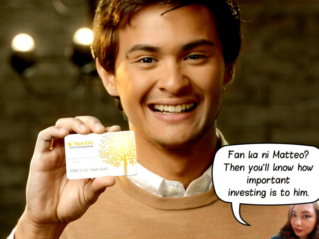 Sun Life Prosperity Card with Matteo G