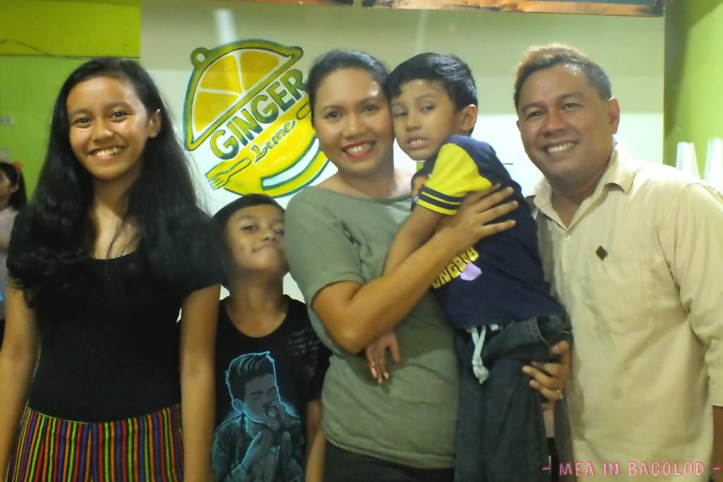 The Taño Family