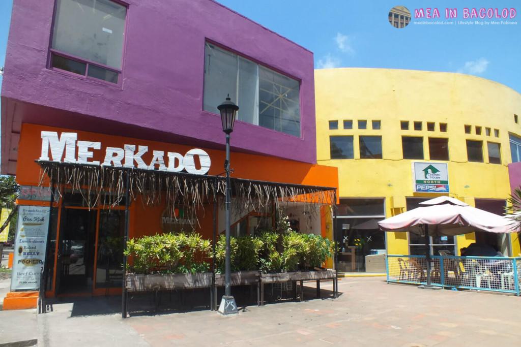 Merkado ni Maria Cafe Bacolod - Mea in Bacolod - 1