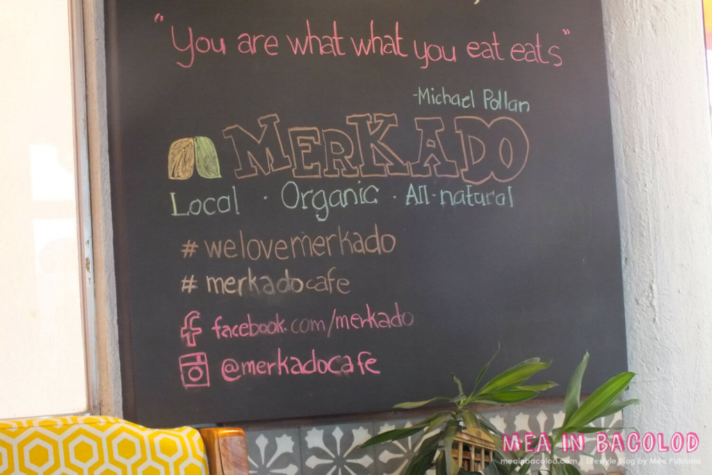 Merkado ni Maria Cafe Bacolod - Mea in Bacolod - Social Accounts