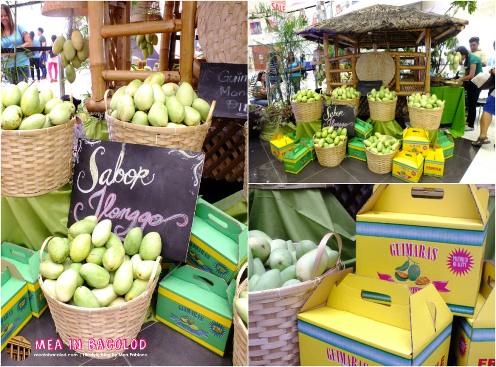 Guimaras Mangoes - 2016 Mango Festival at SM City Bacolod