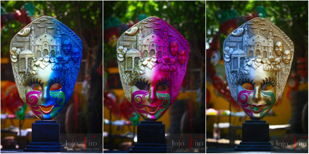 Bacolod Mask - Bacolod Masskara Festival - Jojo Vito Gallery - 5