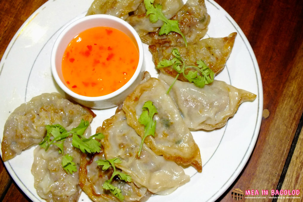 Mekong - Mea in Bacolod - Pot Stickers