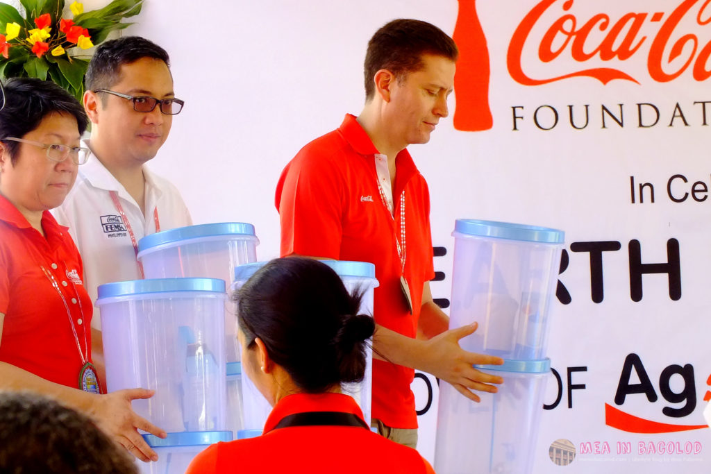 Diego Granizo, President and General Manager of Coca-Cola Philippines