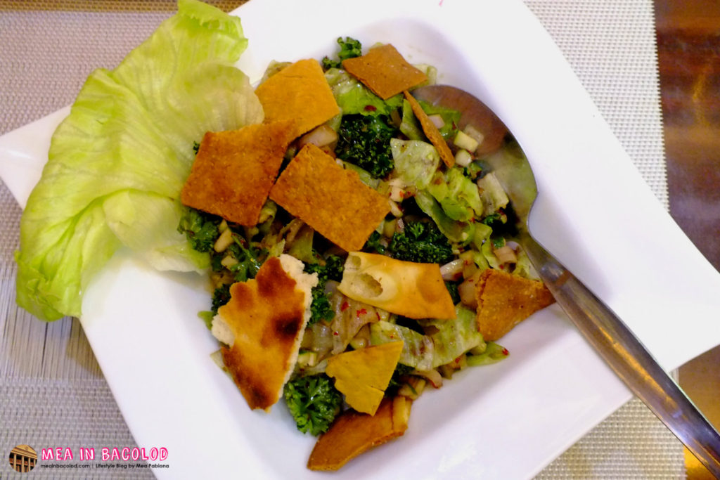 Fattoush Salad - Bacolod Lebanese Food