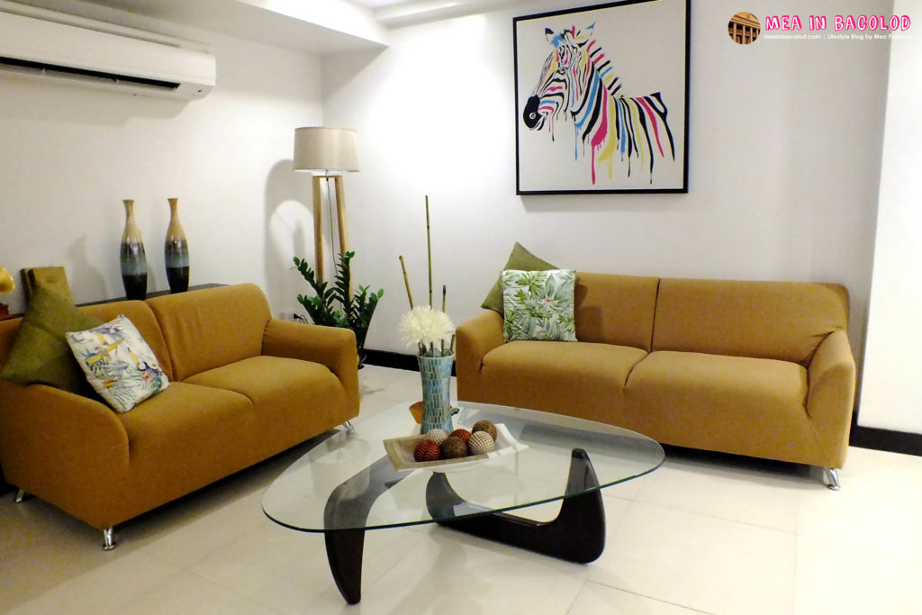 The Hostelry - Backpackers Inn Bacolod - The Lobby