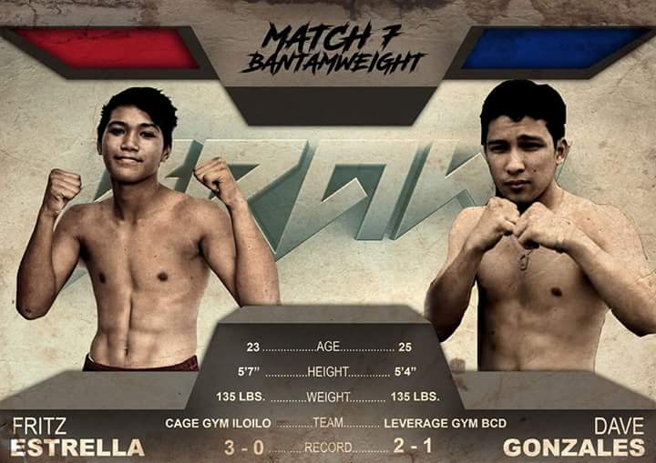 Bacolod Brawl: Rumble at the District 2016 Main Match