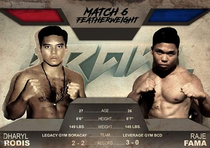 Bacolod Brawl Rumble at the District 2016 Co-Main Event