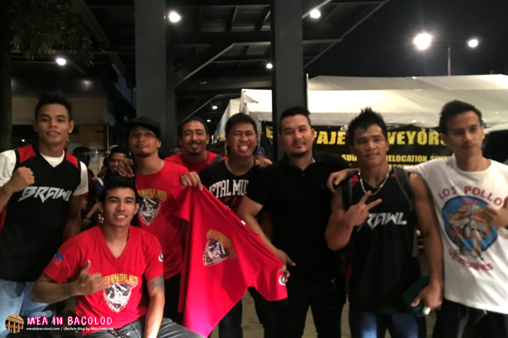 Bacolod Brawl Jacks Gym
