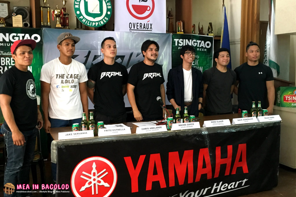 Rumble at the District Bacolod 2016 Press Conference