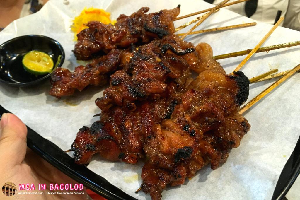 Pork BBQ from Ribshack