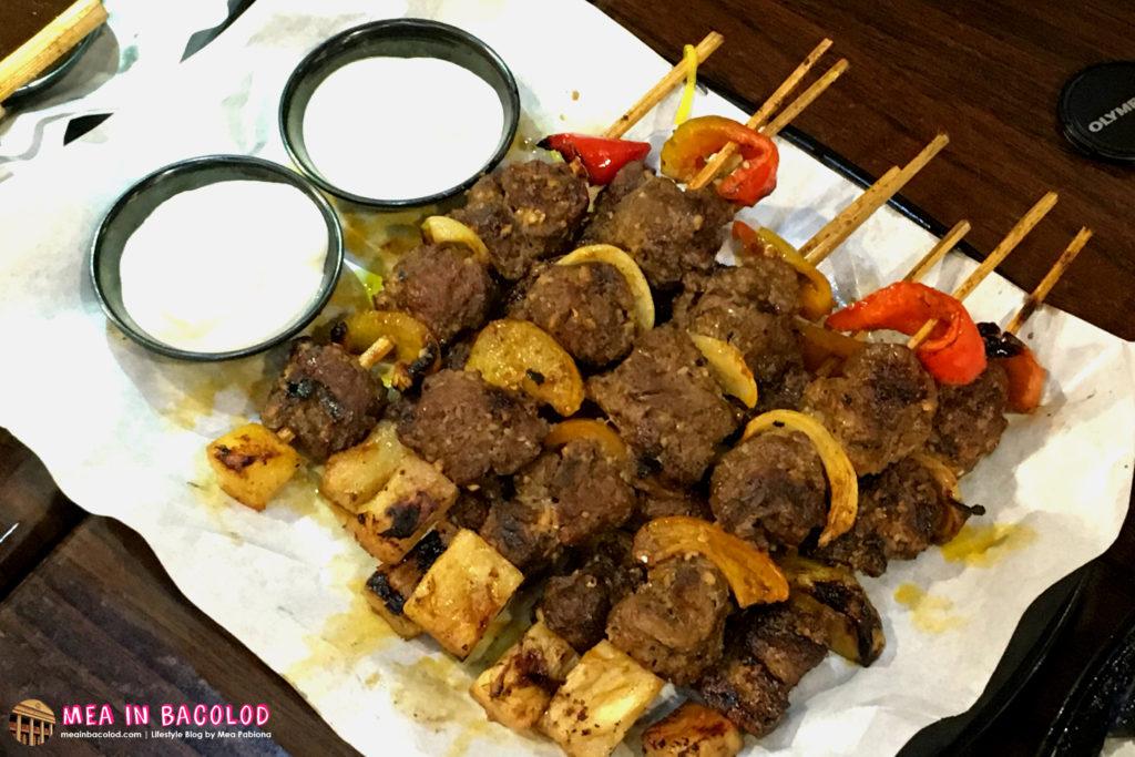 Ribshack Kebabs