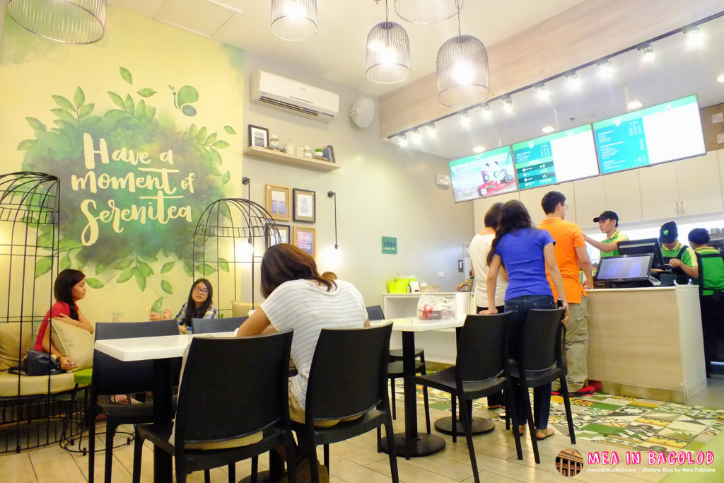 Serenitea at SM City Bacolod