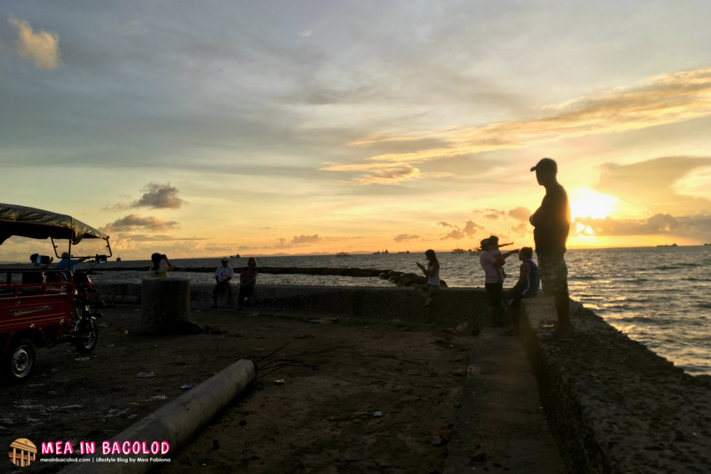 Bacolod Sunsets With Family At Bredco | Mea in Bacolod