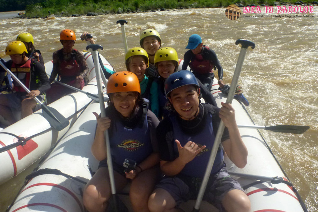 READY - White Water Rafting CDO Review | Mea in Bacolod