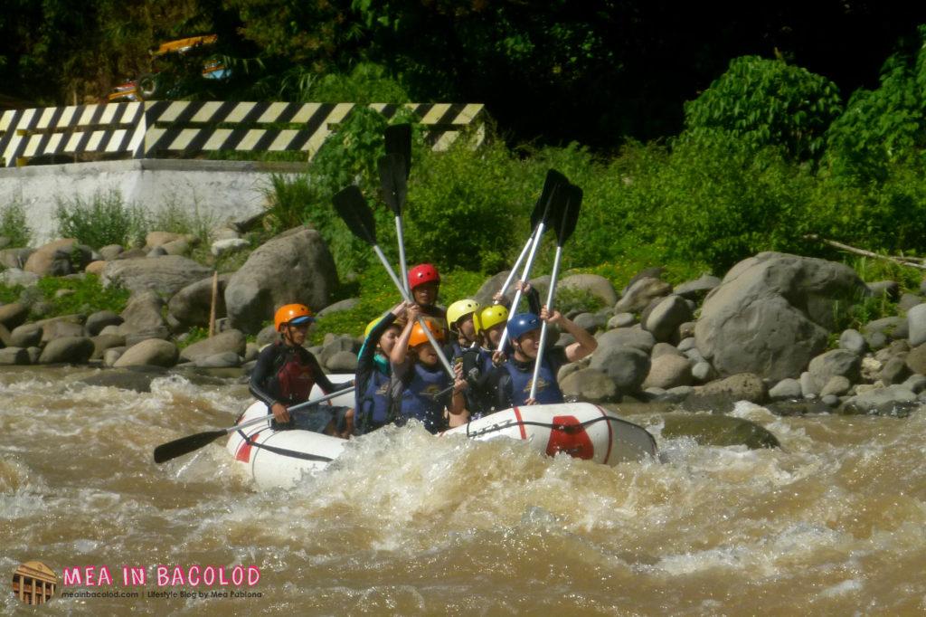 Minor Rapids   White Water Rafting at CDO